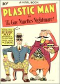 Plastic Man (1943 Vital/Quality) 2