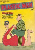 Plastic Man (1943 Vital/Quality) 5