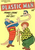 Plastic Man (1943 Vital/Quality) 8