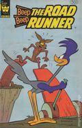 Beep Beep The Road Runner (1971 Whitman) 97