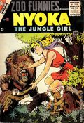 Zoo Funnies (1953 2nd Series Capitol/Charlton) 12