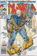 Uncanny X-Men (1963 1st Series) 294U