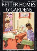 Better Homes & Gardens Magazine (1924) Vol. 11 #1