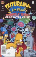 Futurama Simpsons Special Infinitely Secret Crossover Crisis 1