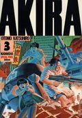 Akira TPB (1985 Kodansha) Janpanese Edition 3-1ST