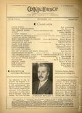 College Humor (1921-1934 Collegiate World Publishing) Vol. 12 #2