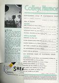 College Humor (1934-1943 Dell Publishing Co) Vol. 2 #6