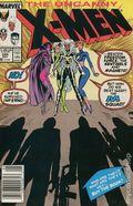Uncanny X-Men (1963 1st Series) Mark Jewelers 244MJ