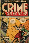 Crime Does Not Pay (1942-1955 Lev Gleason) Annual 1953