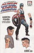 United States of Captain America (2021 Marvel) 1E