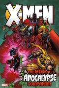 X-Men Age of Apocalypse Companion Omnibus HC (2021 Marvel) 2nd Edition 1A-1ST