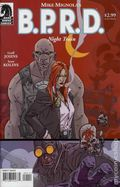 BPRD Night Train (2003) 1