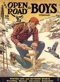 Open Road (1919-1954 Open Road Publishing) Vol. 22 #2