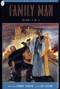 Family Man GN (1995 Paradox Mystery) By Jerome Charyn 1-1ST