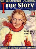 True Story Magazine (1919-1992 MacFadden Publications) Vol. 34 #1