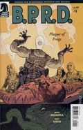 BPRD Plague of Frogs (2004) 1