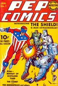 Flashback 07: Pep Comics #1 (1940/1970) 7
