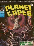 Planet of The Apes (UK 1974 Marvel) Magazine 46