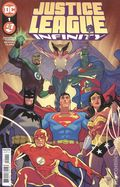 Justice League Infinity (2021 DC) 1A