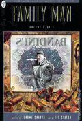 Family Man GN (1995 Paradox Mystery) By Jerome Charyn 2-1ST