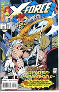 X-Force (1991 1st Series) 29