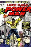 Power Man and Iron Fist (1972) Mark Jewelers 23MJ