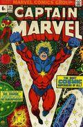Captain Marvel (1968 1st Series Marvel) UK Edition 29UK