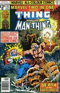 Marvel Two-in-One (1974 1st Series) UK Edition 43UK