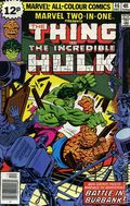 Marvel Two-in-One (1974 1st Series) UK Edition 46UK