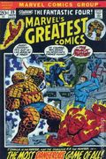 Marvel's Greatest Comics (1969) National Diamond 39NDS