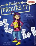 Paige Proves It GN (2021 Aladdin) A Graphic Novel Chapter Book 1-1ST