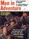Men in Adventure (1959-1960 Skye Publishing Co.) Vol. 1 #4