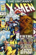 Uncanny X-Men (1963 1st Series) Australian Price Variant 304