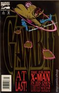Gambit (1993 1st Series Marvel) Australian Price Variant 1A