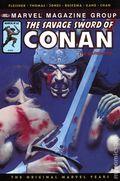 Savage Sword of Conan Omnibus HC (2019 Marvel) The Original Marvel Years 5B-1ST