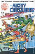 Mighty Crusaders (1983 Red Circle/Archie) 2