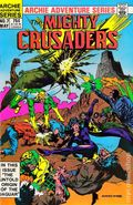 Mighty Crusaders (1983 Red Circle/Archie) 7
