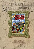 Marvel Masterworks Deluxe Library Edition Variant HC (1987-Present Marvel) 1st Edition 11-1ST