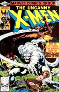 Uncanny X-Men (1963 1st Series) Mark Jewelers 140MJ