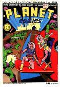 Planet Comics (1984 Blue Dolphin/Pacific Comics) 1