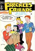 Freckles and His Friends (Argo 1955) 2