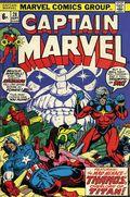 Captain Marvel (1968 1st Series Marvel) UK Edition 28UK