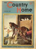 Country Home (1930-1939 Crowell Publishing Co) Magazine Vol. 59 #1