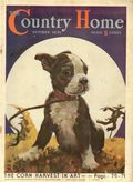 Country Home (1930-1939 Crowell Publishing Co) Magazine Vol. 59 #10