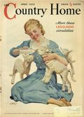Country Home (1930-1939 Crowell Publishing Co) Magazine Vol. 59 #4