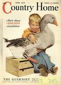 Country Home (1930-1939 Crowell Publishing Co) Magazine Vol. 59 #6