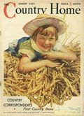 Country Home (1930-1939 Crowell Publishing Co) Magazine Vol. 59 #8