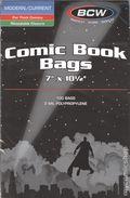 Comic Bags: Current Thick Resealable 100pk Polypropylene