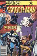 Web of Spider-Man (1985 1st Series) Mark Jewelers 29MJ