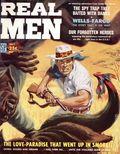 Real Men Magazine (1956-1975 Stanley Publications Inc.) Vol. 3 #1